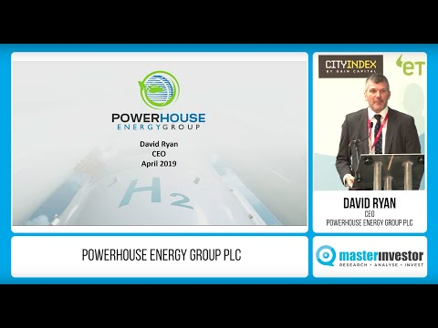 PowerHouse Energy Group plc | Rising Stars Stage | Master Investor Show 2019