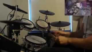 Shingeki no Bahamut: Genesis OP - EXiSTENCE - Drum Cover