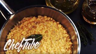 How to make Italian Risotto - Recipe in the description.