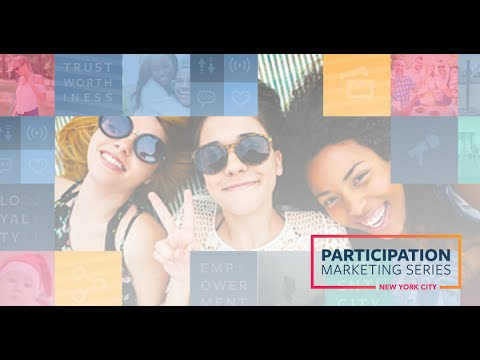 Participation Marketing Series