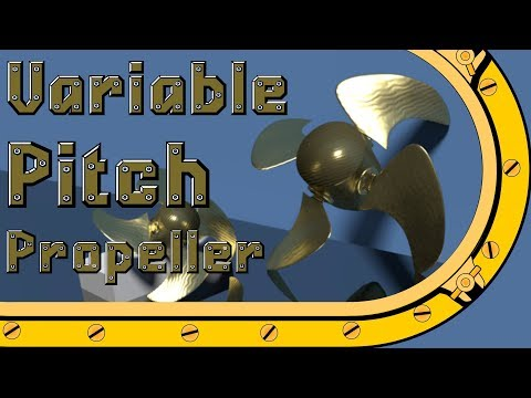 Controllable Pitch Propellers | How they are used to power ships