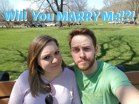 """""""Will you MARRY me!?!"""" - Rising Park"""
