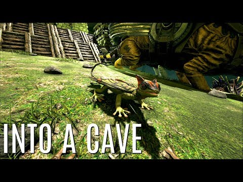 CAVE INSIDE A CAVE and Glowtail - Aberration PVP (E5) - ARK Survival