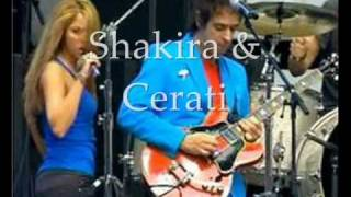 The Day And The Time Shakira & Cerati Traducida