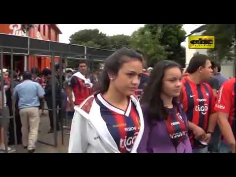 Entradas con precios en promoción para Cerro Porteño vs.Nacional