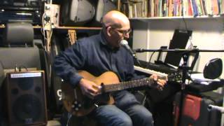 "Andrew Bazeley plays ""Barrelhouse Blues"" on a 1958 Hofner Club 50."