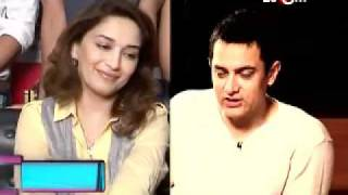 Aamir Khan: My link up with Madhuri Dixit shocked me the most