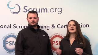 An Introduction to the Professional Scrum Master Course