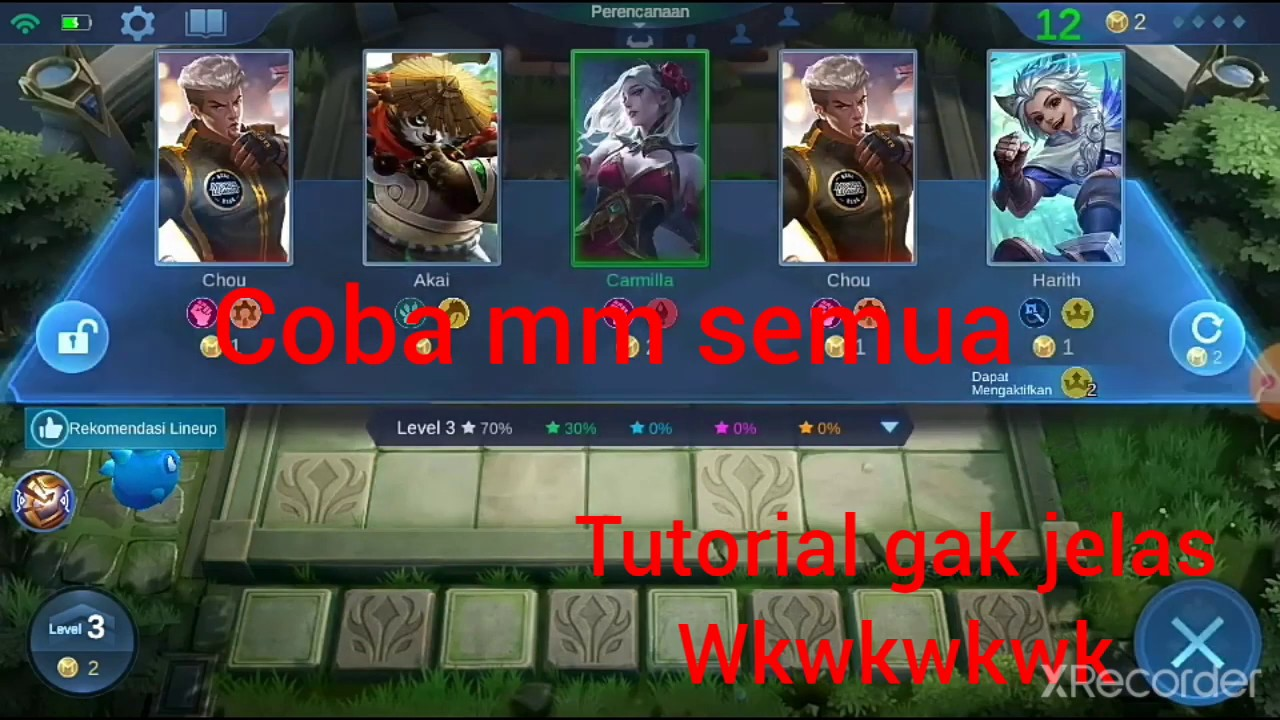 TUTORIAL HOW TO PLAY MAGIC CHESS WITH IMBALANCE COMBO