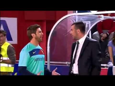 Crackovia - Villa, Guardiola,pique, Alves Atletico Madrid 1-2 Barcelona thumbnail