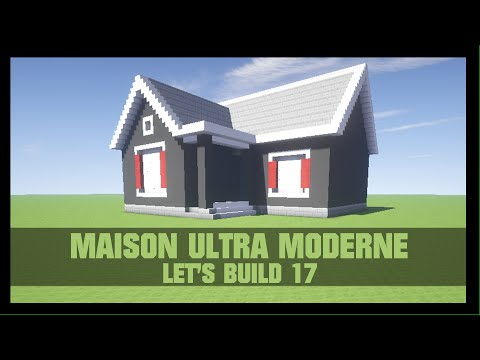Construire une petite maison moderne c lestia ep29 doovi - Comment creer une belle maison dans minecraft ...