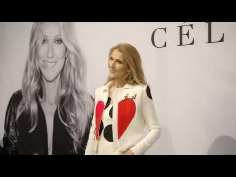 Celine Dion launches her new luxury handbag collection