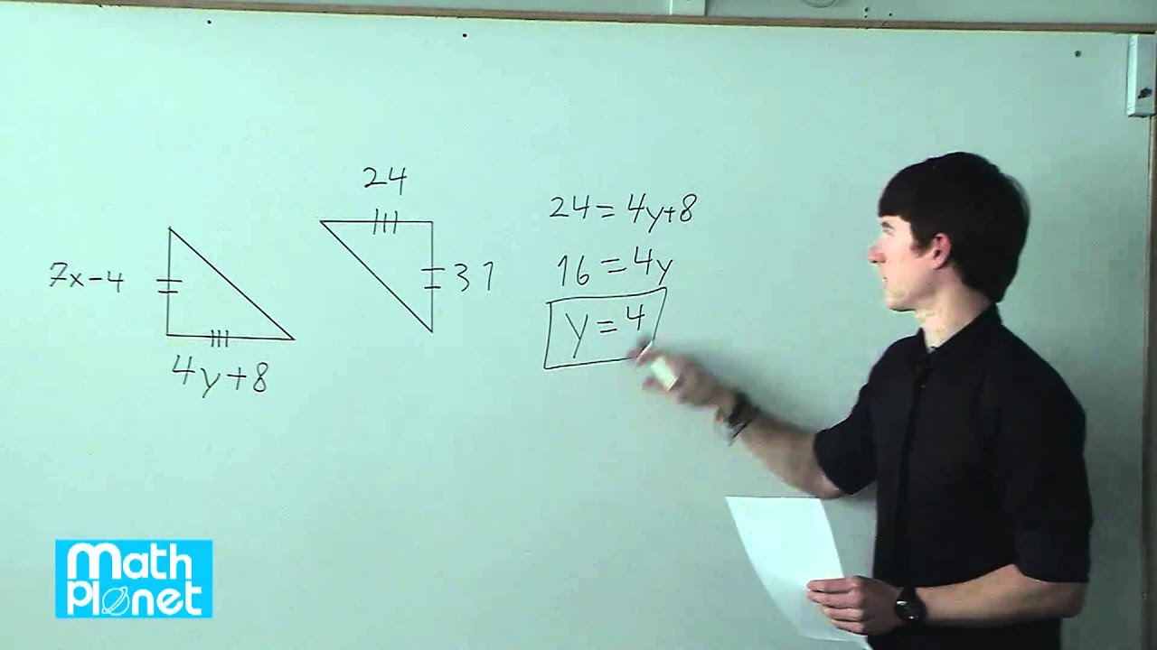 Congruent triangles (Geometry, Triangles) – Mathplanet