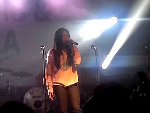 Thinking Of You - Julie Anne San Jose - Vans Event(White Space Ayala) - 092212