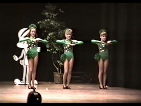 Gainesville School Of Dance (Texas) 1991 Recital