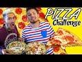 PIZZA CHALLENGE 🍕 | Matt & Bise
