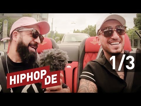 Capo im Bentley: Neues Album, Hater, Beef, Farid Bang, Nimo,