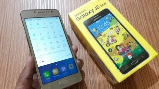 Samsung Galaxy J2 Ace Unboxing Hindi