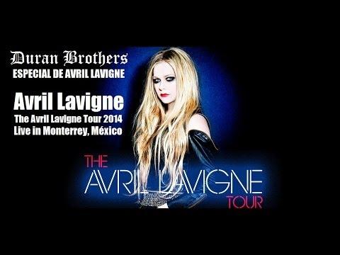 Avril Lavigne - Arena Monterrey, México 2014