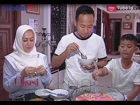 Buka Puasa Ala Keluarga Denny Cagur Dengan Menu Andalan - Obsesi 29/05