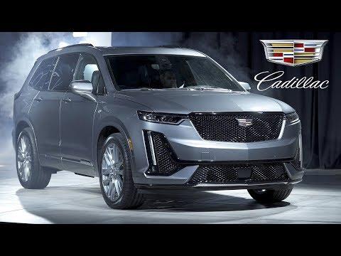 2020 Cadillac XT6 SUV – REVEAL!!