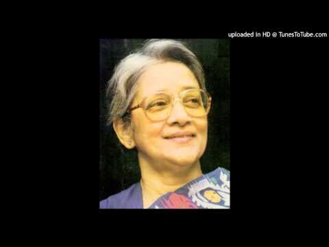 Akashe Aaj Kon Charaner(আকাশে আজ কোন্ চরণের আসা-যাওয়া) - SUCHITRA MITRA