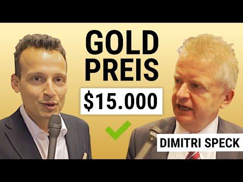 Goldpreis Kann Auf 15.000 Dollar Steigen! (Dimitri Speck Im Interview)
