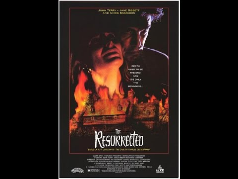 Bad Movie Review -- The Resurrected