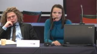 Re-Turn project - Midterm conference - Zurzana Bartipanova