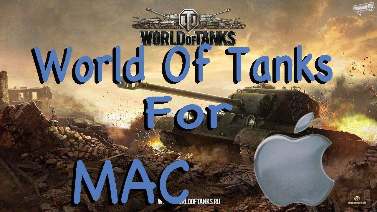World of Tanks Mac [UPDATED VERSION]