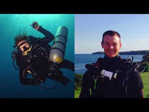 This is Abyss Scuba Diving