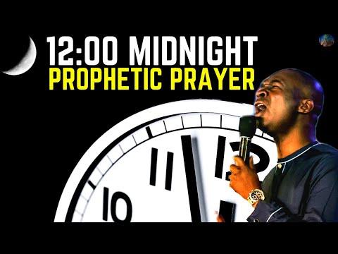 Download POWERFUL [12:00] MIDNIGHT PROPHETIC PRAYER🔥🔥🔥 | APOSTLE JOSHUA SELMAN