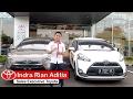 Review Perbedaan Toyota Sienta Tipe Q dan V