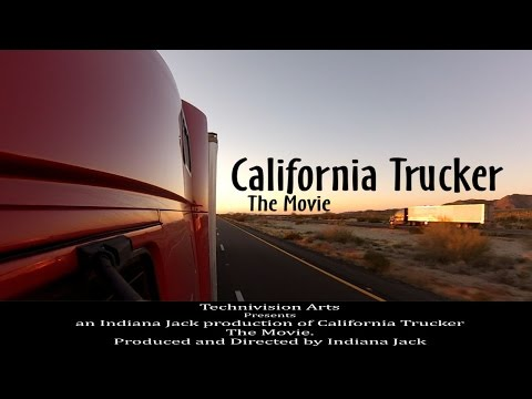 California Trucker The Movie