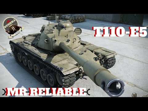 World Of Tanks Blitz   T110e5 The Jack of All Trades Tier X Heavy