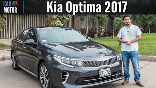Kia Optima 2017 - Car Motor