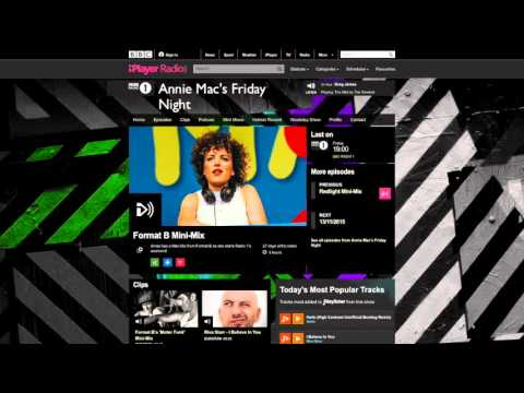Riva Starr - I Believe In You - Annie Mac's Hottest Record in the World - BBC Radio1 (Out Nov. 16th)