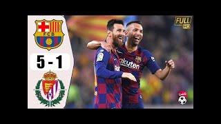 досмотри ролик до КОНЦА! Барселона 5:1 Реал Вальядолид // Обзор Голов & Опасных моментов