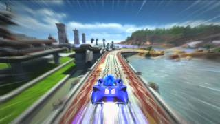 Sonic and SEGA All Stars Racing Mac Trailer