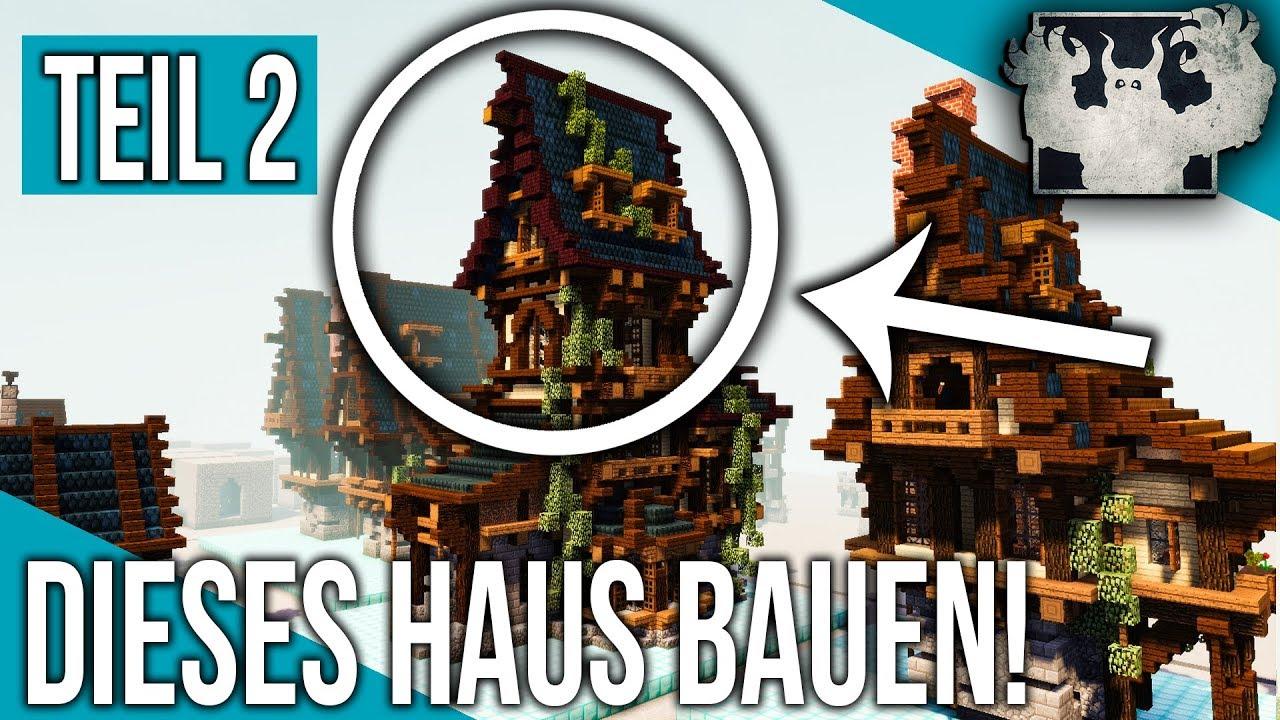 Haus Bauen Lernen Minecraft Challenge Für Euch YouTube - Minecraft haus bauen lernen