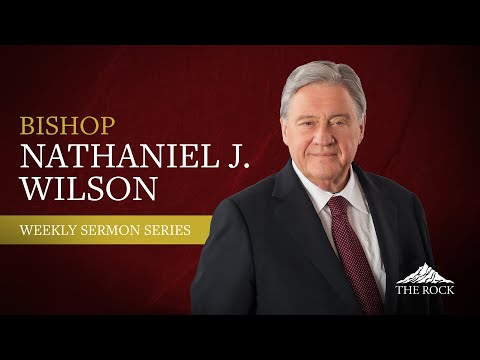 The Wonders of the Holy Ghost – Bishop Nathaniel Wilson