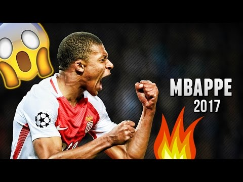 Kylian Mbappe ► Skills And Goals 2017