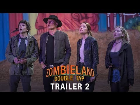 Zombieland: Double Tap - Trailer 2 - At Cinemas NOW
