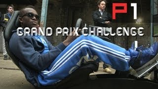 KSI, Ali-A in the Grand Prix Challenge - Win a trip to Silverstone