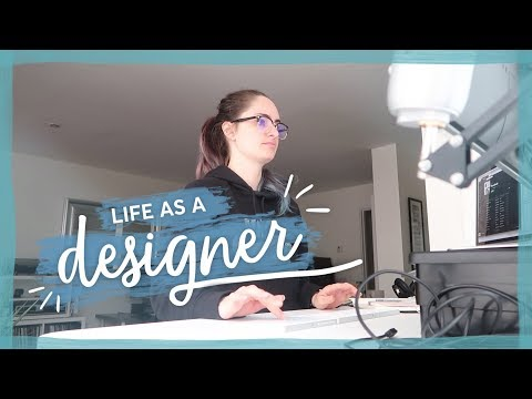 Vlog! - A day in my life working from home