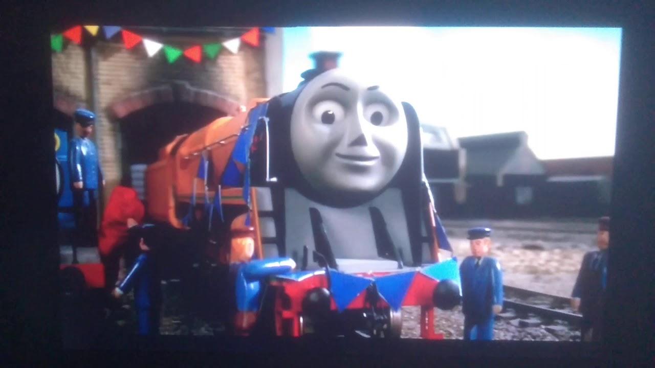 Best dressed engine Thomas & Friends UK new music