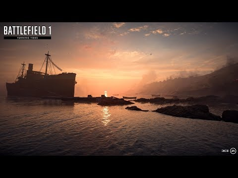 BATTLEFIELD 1 Turning Tides North Sea Update \\ PC Gameplay