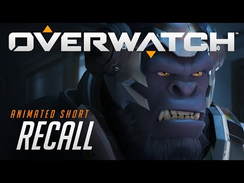 "Thumbnail: Overwatch Animated Short | ""Recall"""