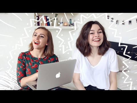 How To Organise Your Life | Lucy Moon & Hannah Witton