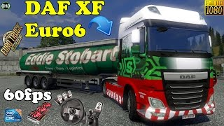 ETS 2 - DAF XF Eddie Stobart